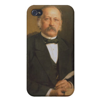 Theodore Fontane, 1883 iPhone 4/4S Cover