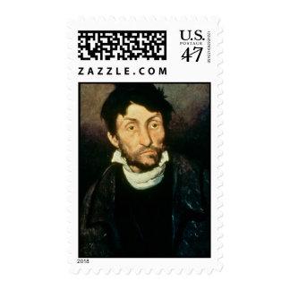 Theodore Gericault Art Postage