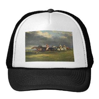 Theodore Gericault Art Trucker Hat