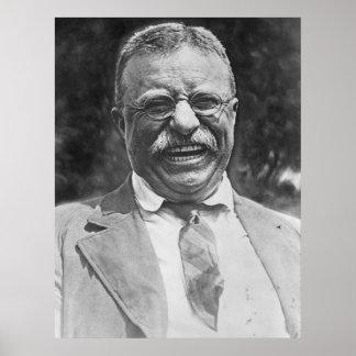 "Theodore ""peluche"" Roosevelt Póster"