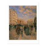 Theodore Robinson, Fifth Avenue at Madison Square Post Cards