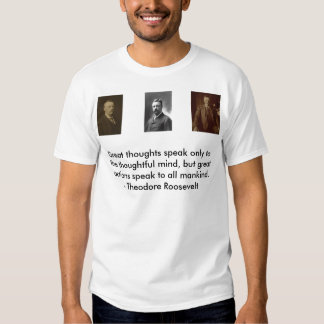 Theodore Rooseveelt, Theodore Rooseveelt, Theod... Tee Shirt