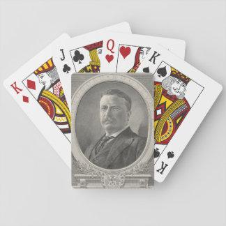 Theodore Roosevelt 1905 Cartas De Póquer