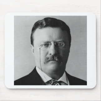 Theodore Roosevelt 26 Mouse Pad