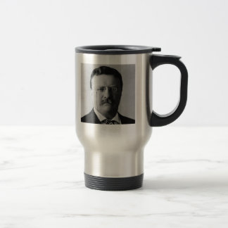 Theodore Roosevelt 26 Travel Mug