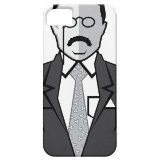 Theodore Roosevelt cartoon iPhone SE/5/5s Case