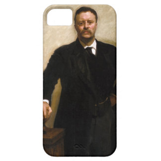 Theodore Roosevelt iPhone 5 Cases