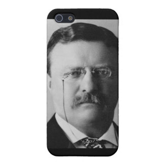 Theodore Roosevelt Case For iPhone SE/5/5s