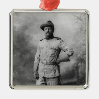 Theodore Roosevelt Christmas Tree Ornament