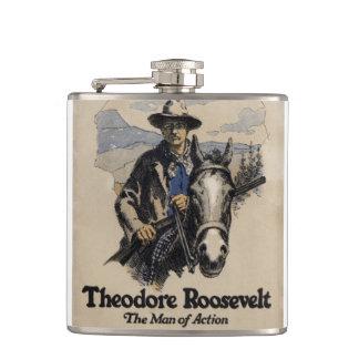 Theodore Roosevelt Flask