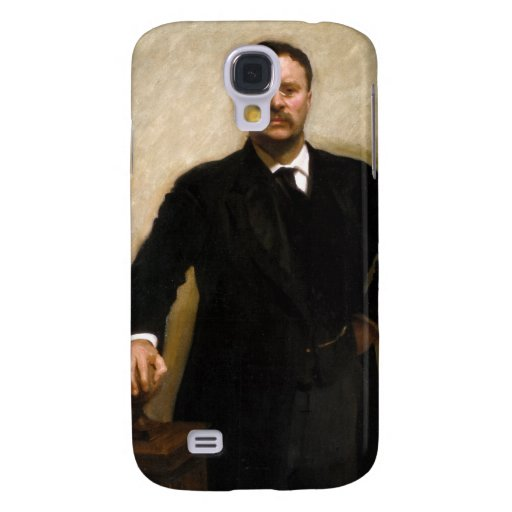 Theodore Roosevelt Funda Para Galaxy S4