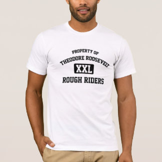 Theodore Roosevelt High School RoughRiders T-Shirt