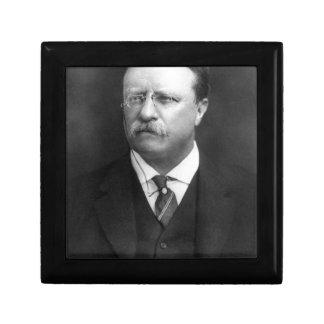 Theodore Roosevelt Keepsake Box