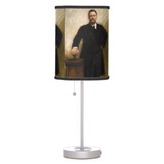 Theodore Roosevelt Lámpara De Mesa
