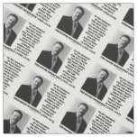 Theodore Roosevelt Moment Of Decision Best Thing Fabric