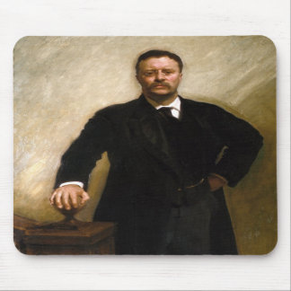 Theodore Roosevelt Mouse Pads
