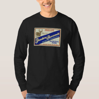 Theodore Roosevelt National Park (Deer) Shirt