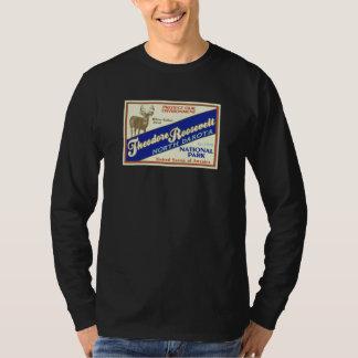 Theodore Roosevelt National Park (Deer) T-Shirt
