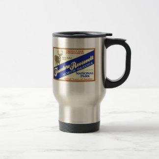 Theodore Roosevelt National Park (Deer) Travel Mug