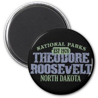 Theodore Roosevelt National Park Fridge Magnet