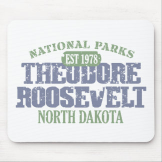 Theodore Roosevelt National Park Mouse Pad