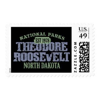 Theodore Roosevelt National Park Postage