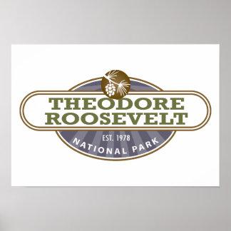 Theodore Roosevelt National Park Print