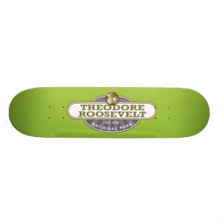 Theodore Roosevelt National Park Skateboard Deck