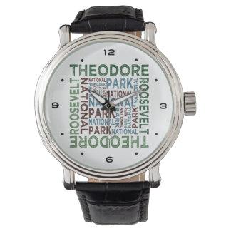 Theodore Roosevelt National Park Wrist Watches
