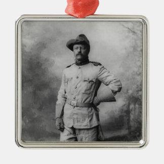 Theodore Roosevelt Christmas Tree Ornament