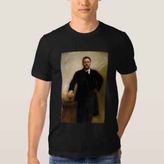Theodore Roosevelt Playera