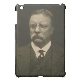 Theodore Roosevelt Portrait by the Pach Brothers Case For The iPad Mini