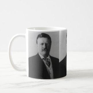 Theodore Roosevelt Portrait Coffee Mug