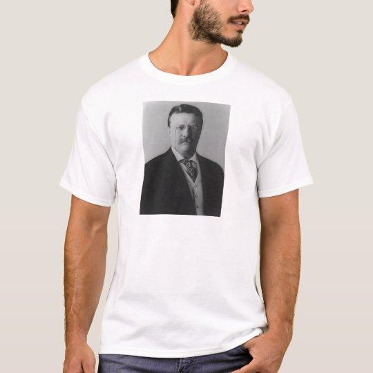 Theodore Roosevelt Portrait T-Shirt