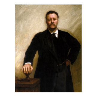 Theodore Roosevelt Postcards