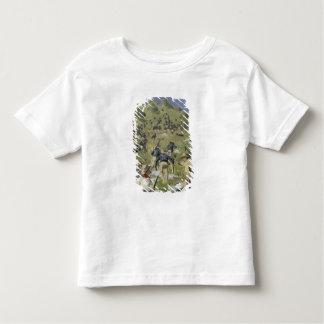 Theodore Roosevelt taking the Saint Juan Toddler T-shirt