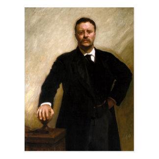 Theodore Roosevelt Tarjetas Postales