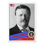 Theodore Teddy Roosevelt Baseball Card