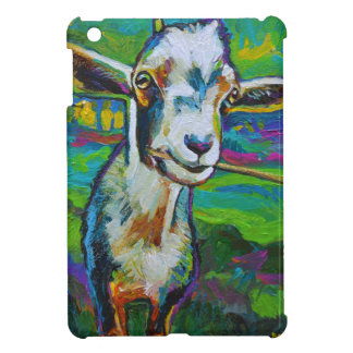 Theodore the Goat Cover For The iPad Mini