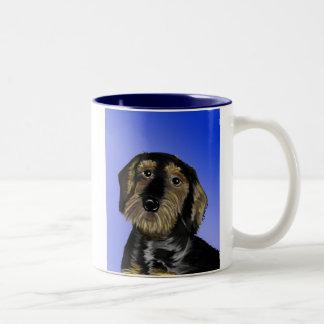 Theodore Two-Tone Coffee Mug