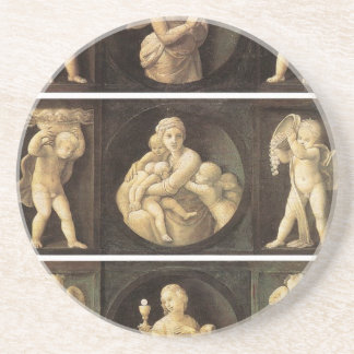 Theological Virtues by Raphael Coaster