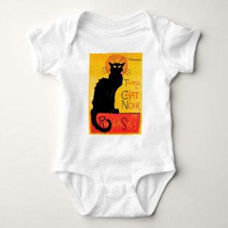Théophile-Alexandre Steinlen - Tournée du Chat Noi Baby Bodysuit
