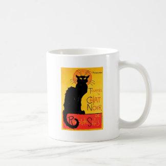 Théophile-Alexandre Steinlen - Tournée du Chat Noi Coffee Mug
