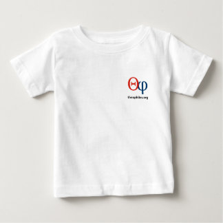 theophiles.org logo infant t-shirt