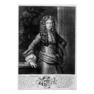 Theophilus Hastings, seventh earl of Huntingdon Poster