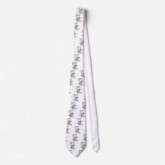 Theorbo está en mis genes corbata