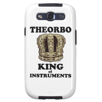 Theorbo King of Instruments Galaxy S3 Cover
