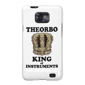 Theorbo King of Instruments Samsung Galaxy SII Cover