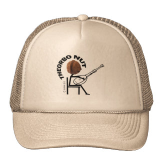 Theorbo Nut Mesh Hats