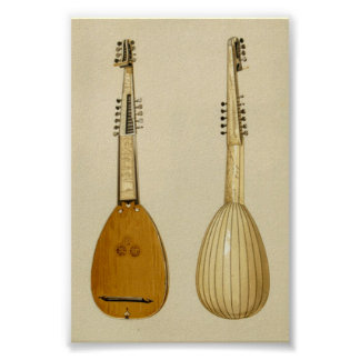 Theorbo Impresiones